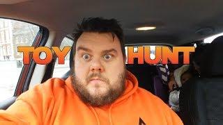 Toy Hunt Vlog - York Toys R Us, Smyths, Will We Find Black Panther Toys???