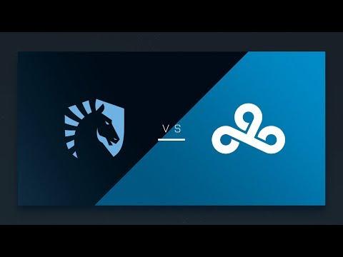 CS:GO - Team Liquid vs. Cloud9 [Mirage] Map 2 - NA Day 22 - ESL Pro League Season 6