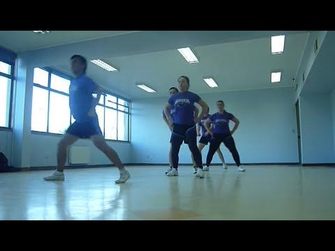 Coreo - Gimnasia Aerobica