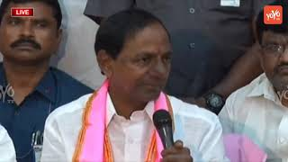 KCR About Losing Seats | TRS Victory | Telangana Elections Results 2018