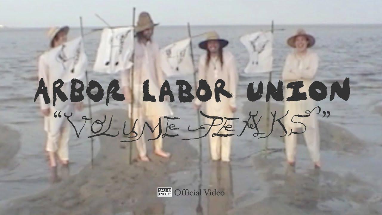 Arbor Labor Union - Volume Peaks