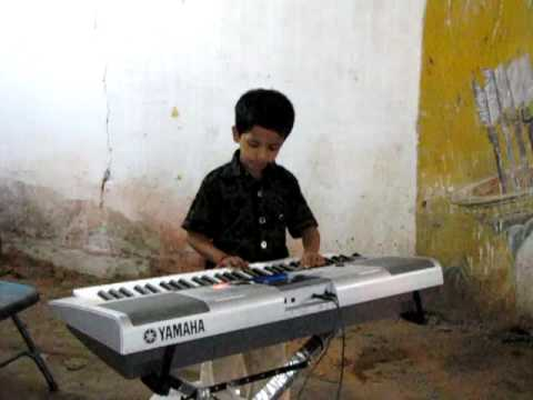 padmesh playing mukunda mukunda
