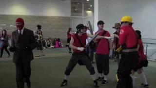 Anime Expo 2009: Team Fortress 2 Spy Checks