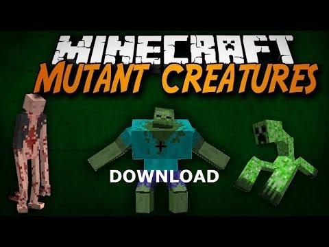 [Minecraft Mod Showcase] Mutant Creatures + Installazione 1.5.2 by ema