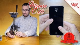 Hisense C20 ◊ Unboxing en Español ◊ Marcos Reviews