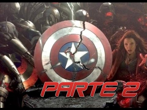 The Avengers 2: Age of Ultron Adelantos Exclusivos y Crítica Loquendo Parte 2