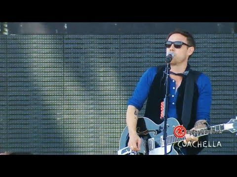 THE AIRBORNE TOXIC EVENT - Coachella 2013 HD !
