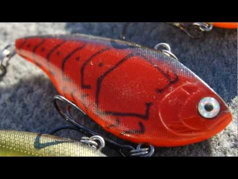 Prespawn Lipless Crankbait Tips - Lipless Crankbait Color Selection - Lake Fork Bass Fishing