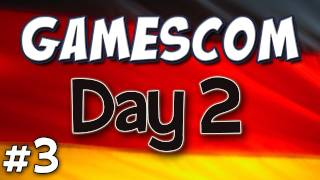 Yogscast - Gamescom Part 3 - Day 2 Diary