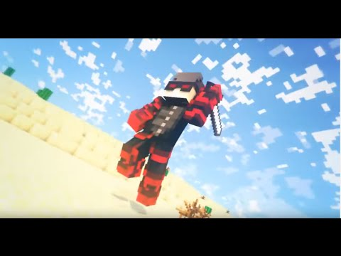Free Minecraft Intro Template #5 - Cinema 4D / After Effects #1