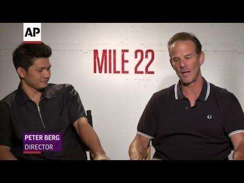 Mile 22  - (Iko Uwais, Peter Berg) - The Reason Make Mile 22 Movie