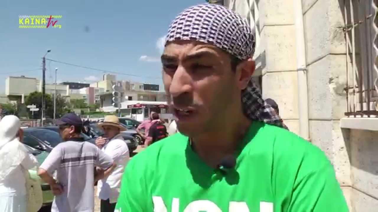 Palestine : manifestation en faveur de la paix