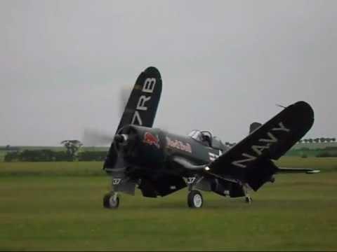 F4U Corsair (Memorial Air Show 2011 - Roudnice n. L. - Czech republic)