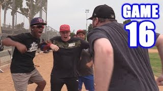 THE MOST HYPED I'VE EVER BEEN! | On-Season Softball Series | Game 16