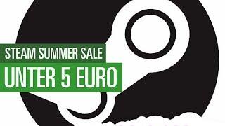 Die besten Deals für unter 5 € - Steam Summer Sale