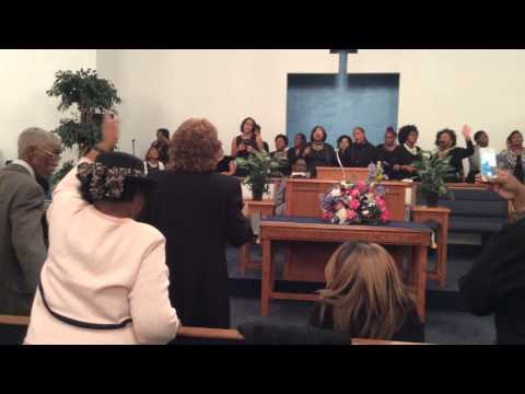 Deborah Barnes & RWC Choir