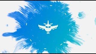 IZ*ONE (아이즈원) - Airplane 키네틱 타이포그래피