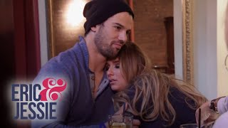 Eric Decker Surprises Jessie in NY | Eric & Jessie: Game On | E!