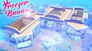 Underwater House 🏖️ 🐠 | Coral Reef | The Sims 4 | Speed Build | CC Free + Download Links
