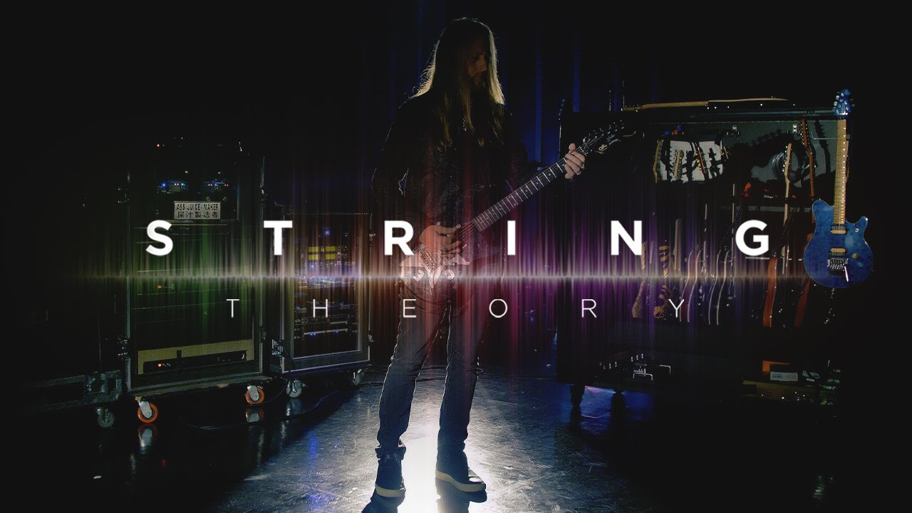 Jerry Cantrell (Alice in Chains) - 「Ernie Ball: String Theory」に登場 映像を公開 thm Music info Clip