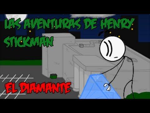 Las Aventuras de Henry Stickman - El Diamante