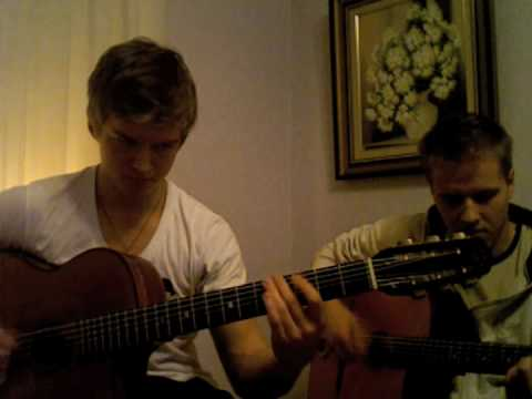 Olli Soikkeli plays his brand new AJL-Guitars model 503 X-O