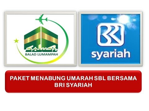 Video tabungan umroh bank bri