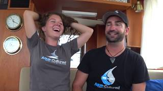 Episode 1!-The journey to a 44' Defever Trawler-Living Aboard