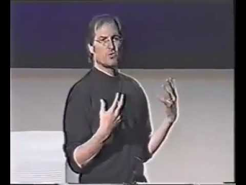 Steve Jobs Talks About Brand Apple