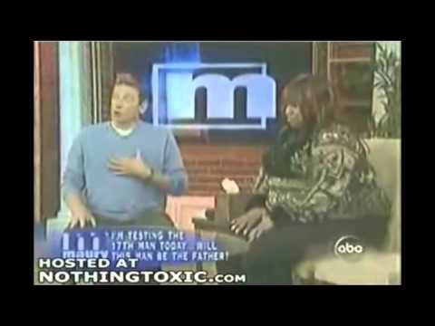 Maury Povich - 17th Paternity Test