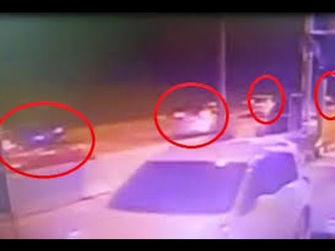 Rakaman CCTV Myvi Berlumba Penyebab Kemalangan Maut 3 Beranak