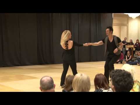 Boston Tea Party 2013 - Invitational Strictly - Jordan & Tatiana