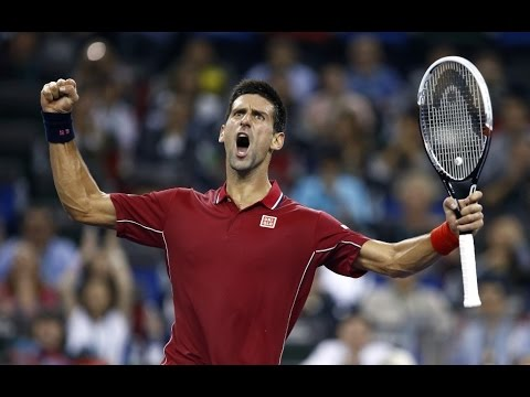 Novak Djokovic - Brutal Dominance 2015 (HD)
