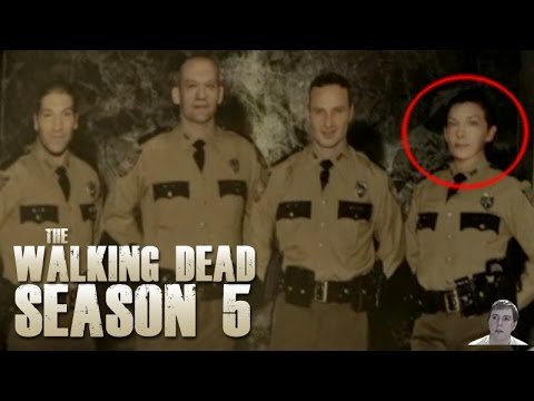 The Walking Dead Season 5 - Was Dawn Part Of Rick And Shane's Police Unit? video