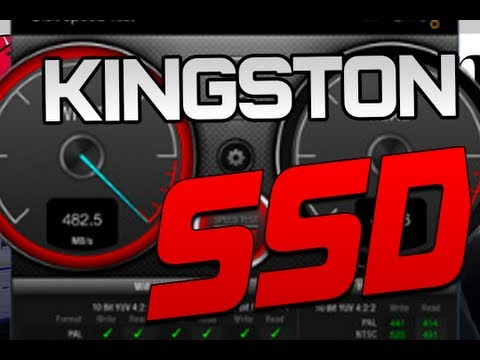 Kingston SSDNow V300 Review -  Fast Cheap Easy Upgrade