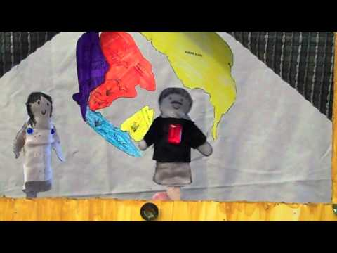 Pangaea Puppet Show @ Project Learn School