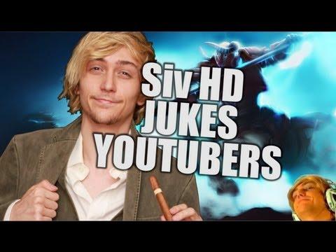 "Siv HD JUKES (欺詐) YOUTUBERS ""Aaaah!"""