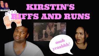 Download Lagu Kirstin Maldonado- Riffs and Runs| REACTION Gratis STAFABAND