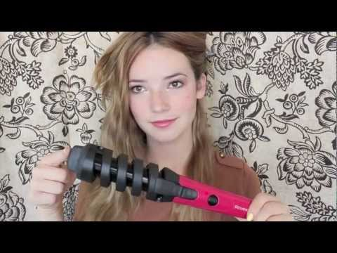How to Get Perfect Curls - Remington Large Curl Perfect