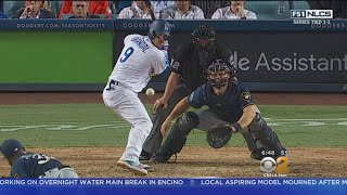 Dodgers Look To Battle Back After Getting Blanked By Brewers
