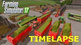 Farming Simulator 17   Multiplayer - D. Fun4all   Timelapse   Thornton Farm   Episode 2