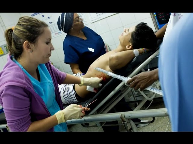 Venezuela: the shocking state of its health service