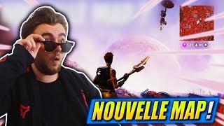 """La """"NOUVELLE CARTE"""" DE LA SAISON 6 de Fortnite: Battle Royale RÉVÉLÉ !? (Informations)"""