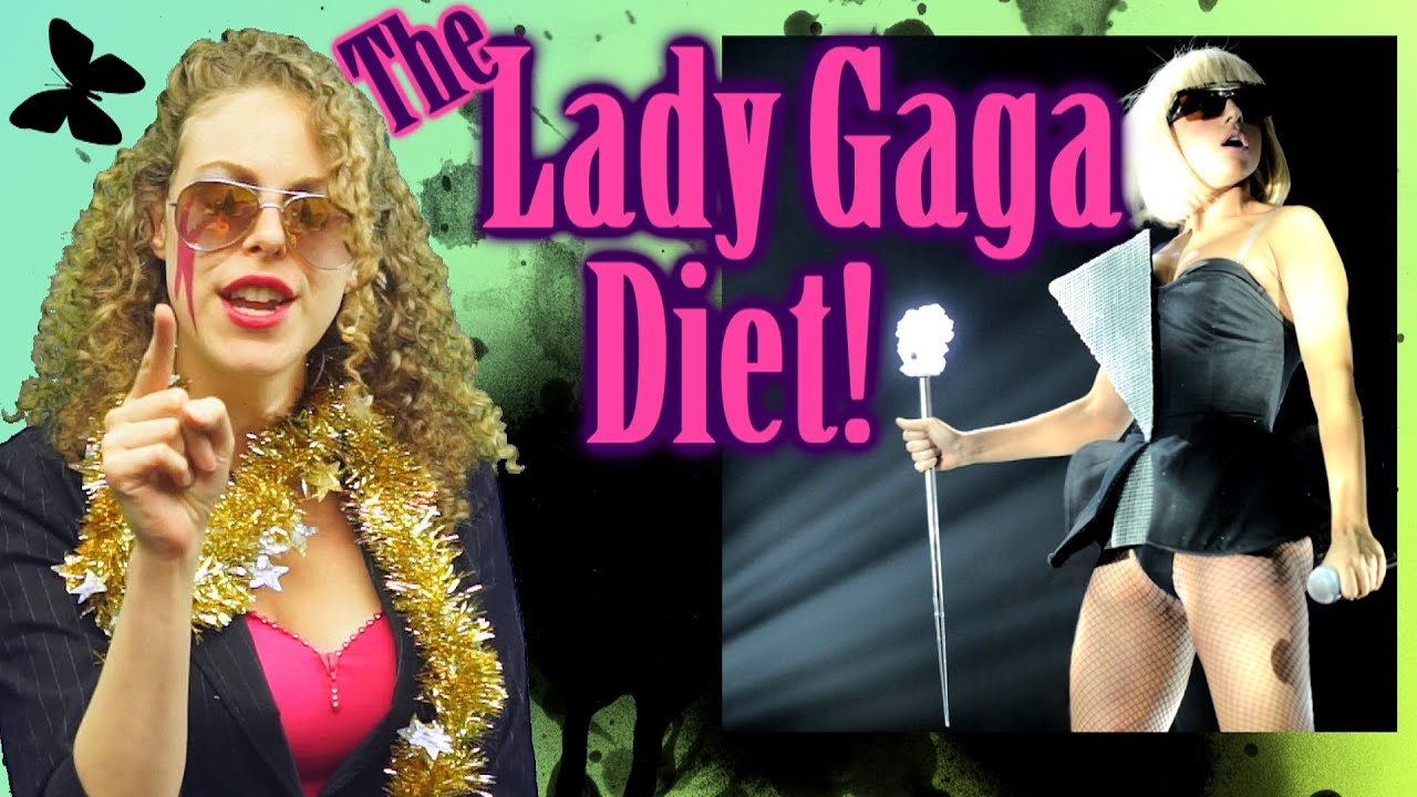 The Lady Gaga Diet! Weight Loss, Health & Fitness Routine ...