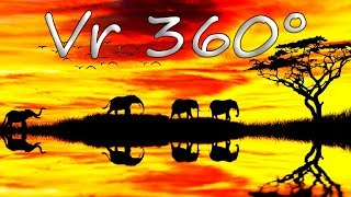 Good Morning Music ➤ VR 360° Positive Vibrations - 528Hz The Deepest Healing - Boost Your Vibration
