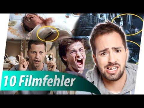 10 UNGLAUBLICHE FILMFEHLER #3