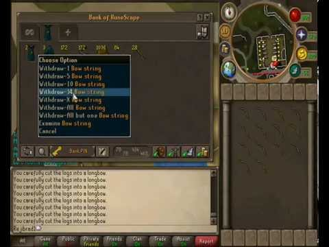 Runescape Fletching Guide 55-99