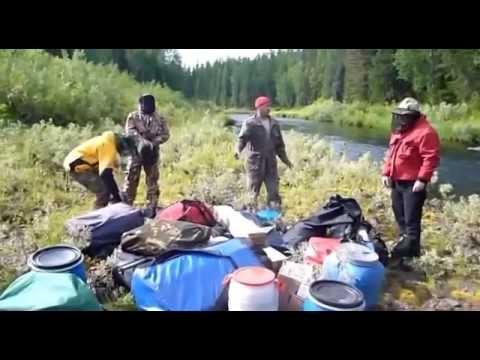 рыбалка видео таймень на урале