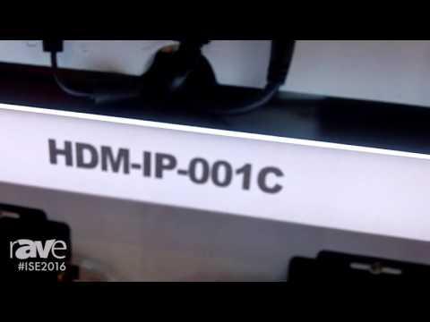 ISE 2016: Sat & Sound Presents DVB-C Modulator