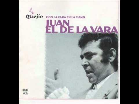 1 ME LLAMAN EL DE LA VARA. Fandangos. JUAN EL DE LA VARA. Guitarra: Melchor de Marchena